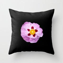 Purple flowers 7 Throw Pillow