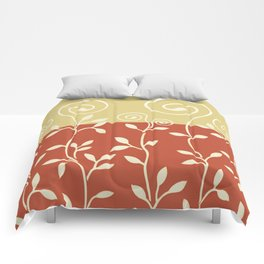 VINEIRI   cayenne khaki Comforters