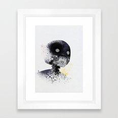 Security Droid Kay-Tu Framed Art Print