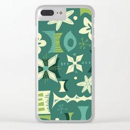 Taveuni Clear iPhone Case