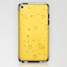 Block of Cheese iPhone & iPod Skin