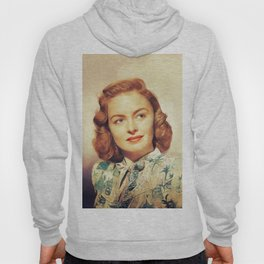 Donna Reed, Vintage Actress Hoody