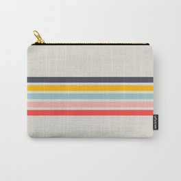 Retro Summer Vibe Carry-All Pouch
