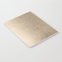 White Gold Sands Notebook