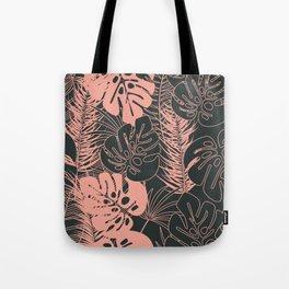 Tropical pattern 034 Tote Bag