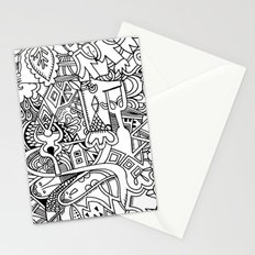 Hurry Stationery Cards