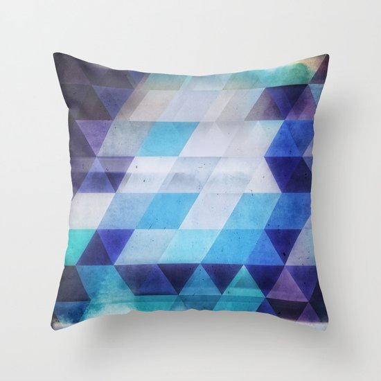 hypp Throw Pillow