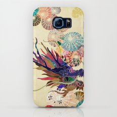Chinese Lunar New Year and 12 animals  ❤  The DRAGON 龍 Galaxy S6 Slim Case