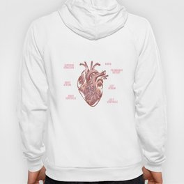 You'll Always Have A Place In My Right Ventricle Hoody