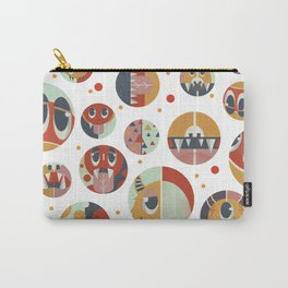Monster dots Carry-All Pouch