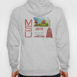 2018 MSU Game Day - The Junction Hoody