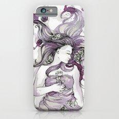 Briar Rose Slim Case iPhone 6s