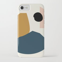 Shape study #1 - Lola Collection iPhone Case