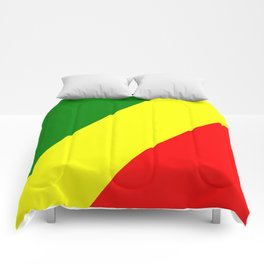 Flag of the Republic of the Congo Comforters