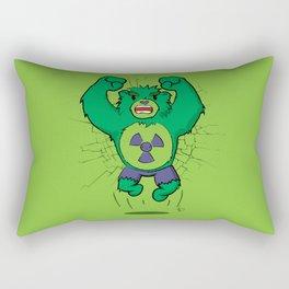 The Incredibear Hulk Rectangular Pillow