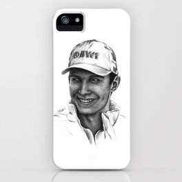 Esteban iPhone Case