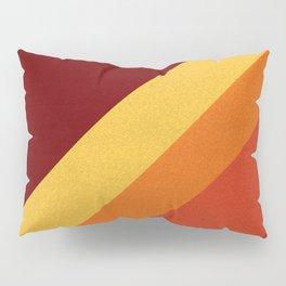 Retro 70s Color Palette II Pillow Sham