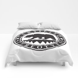 California Certified Stereotypes Comforters
