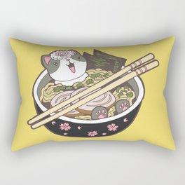 Ramen Kitty Fantasy Rectangular Pillow