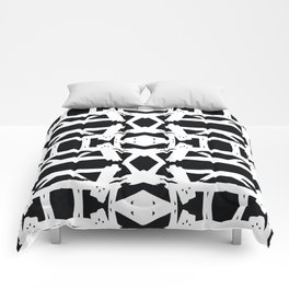 HOME TEXTILE GEOMETRIC PATTERNS Comforters