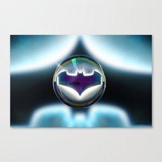 Drops of Superhero #1... Canvas Print