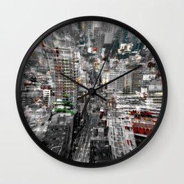 Tokyo 1 Wall Clock
