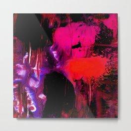 Abstract Wonder 2l by Kathy Morton Stanion Metal Print