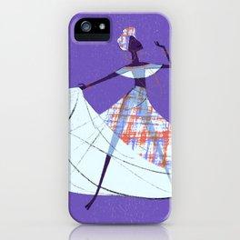 Creole iPhone Case