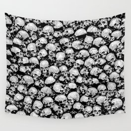 Totally Gothic II Wall Tapestry