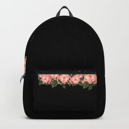 Gun With Flowers Protest Backpack