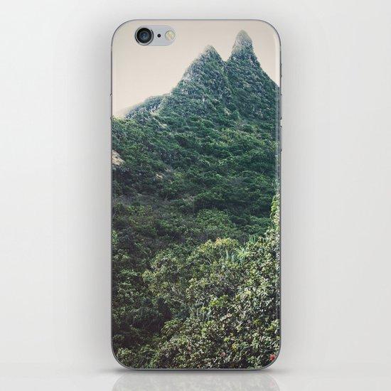 Hawaii Mountain iPhone & iPod Skin