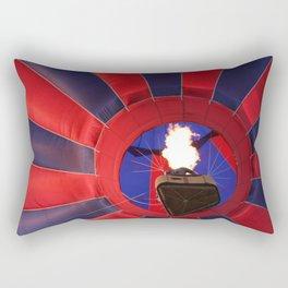 Up, Up, and Away! Rectangular Pillow