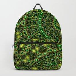 Forest Light Mandala Backpack