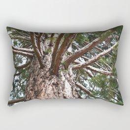 My View-Tree Rectangular Pillow