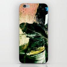 Donkey Days iPhone & iPod Skin
