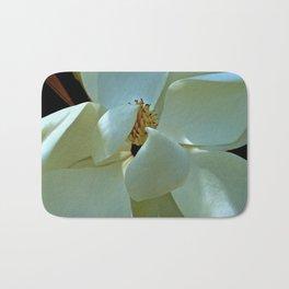 Blue Magnolia Bath Mat
