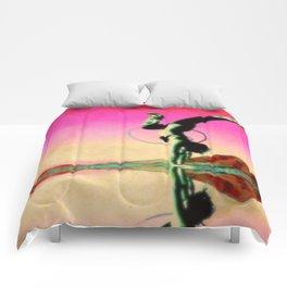 Desert Times Comforters