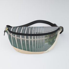 Reflecting Fanny Pack