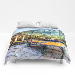 Covent Garden Market London Comforters