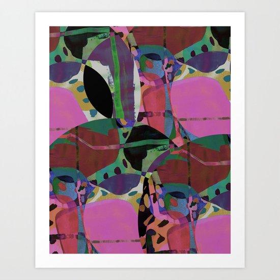 mix16 Art Print
