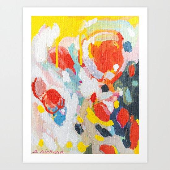 Color Study No. 6 Art Print