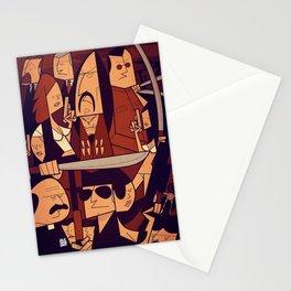 Machete Stationery Cards
