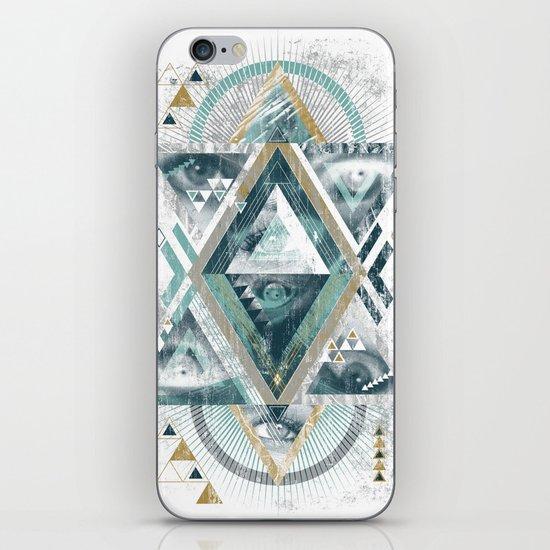 Eyesosceles iPhone & iPod Skin