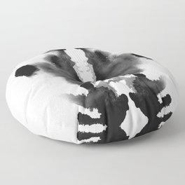 Form Ink Blot No. 26 Floor Pillow