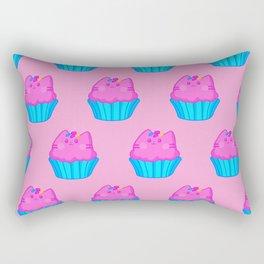 Cat Food - Cupcake Rectangular Pillow