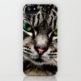 BE SILENCE  iPhone Case