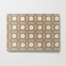 Daisyberry Metal Print