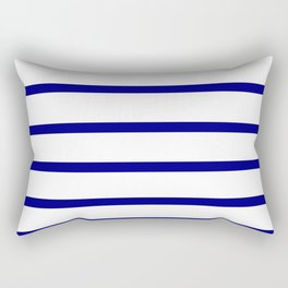Mariniere marinière – classical pattern Rectangular Pillow