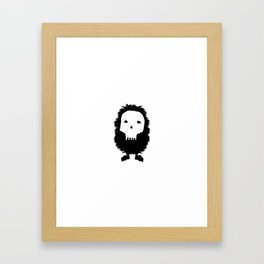 Grunt Framed Art Print