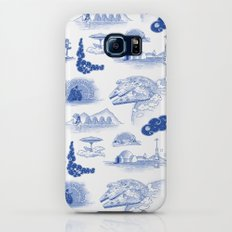 Pop Porcelain: Far Far Away Galaxy S7 Slim Case